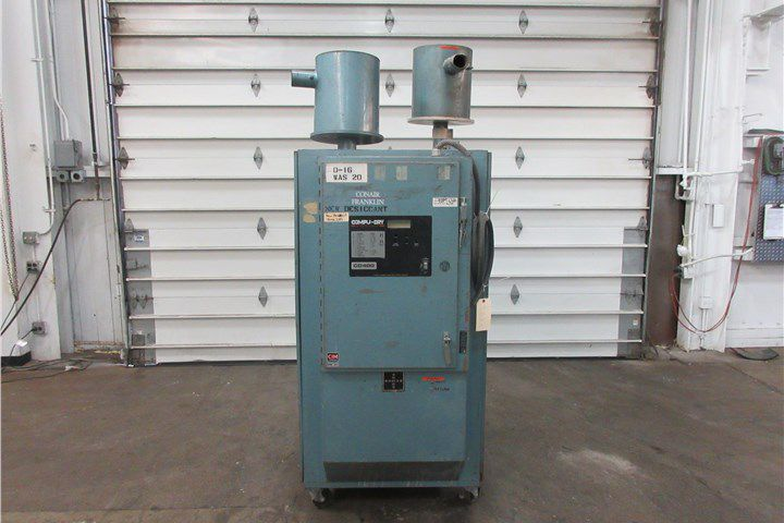 Conair CD400, Desiccant Dryer