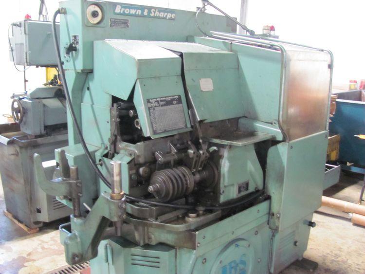 Brown & Sharpe AUTOMATIC SCREW MACHINE 2906 RPM #2