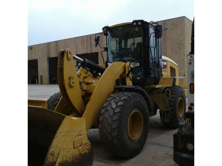 Caterpillar 930M Wheel Loader