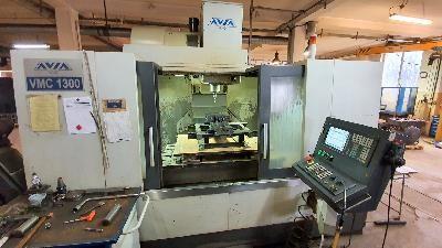 Avia VMC 1300 3 Axis