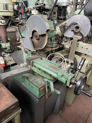 Pedrazzoli SUPER BROWN 350/45 MRM Mitre saw Semi Automatic