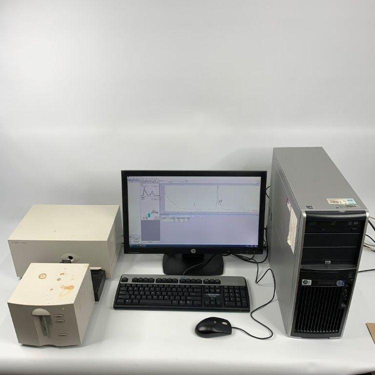 Agilent, HP 8453