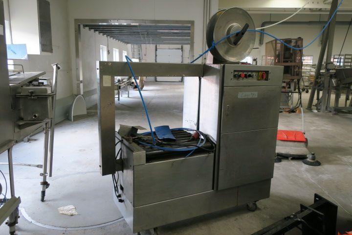 Auto Strapping DBA 111A strapping machine