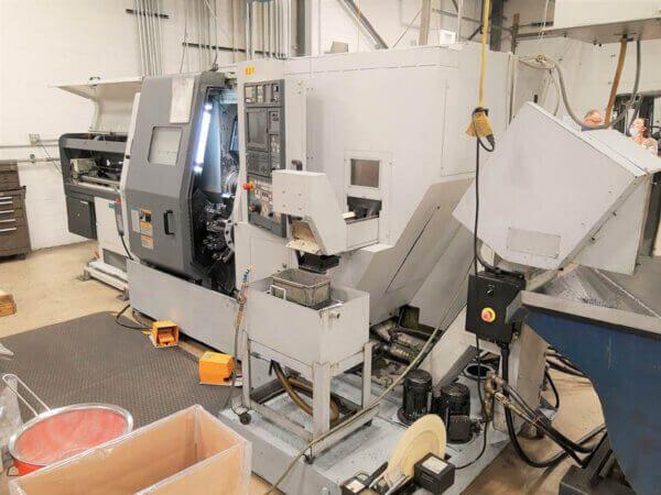 Mori Seiki Mori Fanuc MSG-501 CNC MAAPS Conversational 6000 RPM ZT1000Y 5 Axis