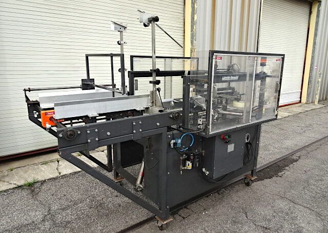 Loveshaw CF30T Case Formers