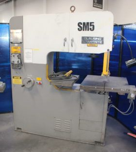Clausing Startrite V900H Band Saw Semi Automatic