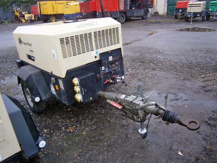 Doosan, Ingersoll Rand 7/26G Compressor 90cfm @ 100psi