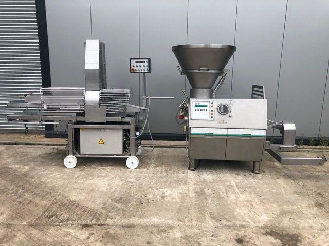 Vemag robot HP10 ,Polyclip DFC 8162