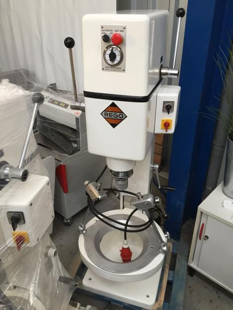Rego Beating- and Stirringmachine