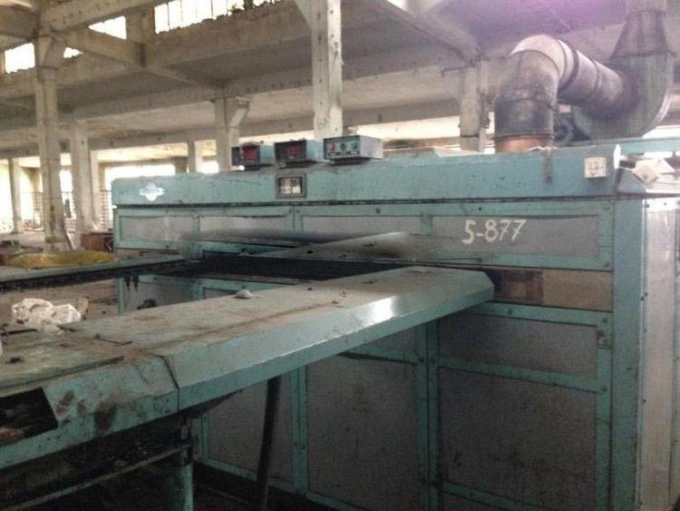Elitex 185 Cm Stenter machine