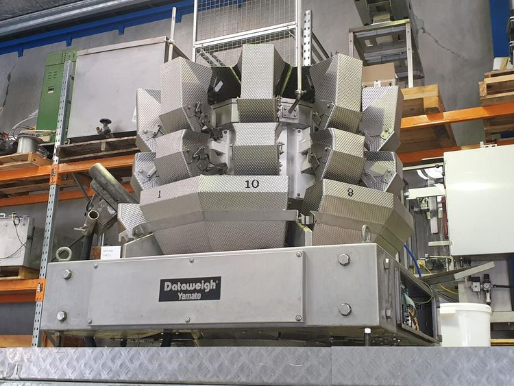 Yamato 10 Multi Head Weigher