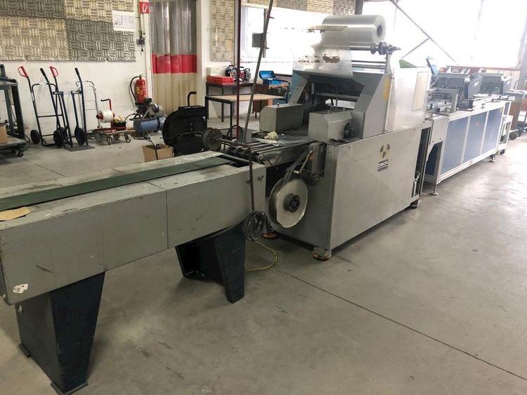 Beck S 17-32 170 x 320 mm Foil Packaging Machine