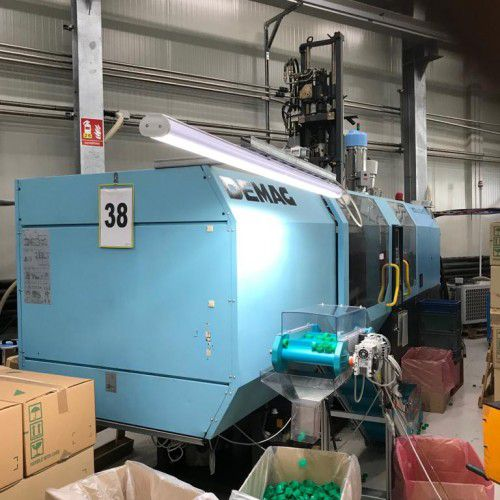 Demag Ergotech, Injection Molding Machine 200 Ton