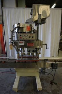 Kaps-All G-E SPINDLE SCREW CAPPING MACHINE