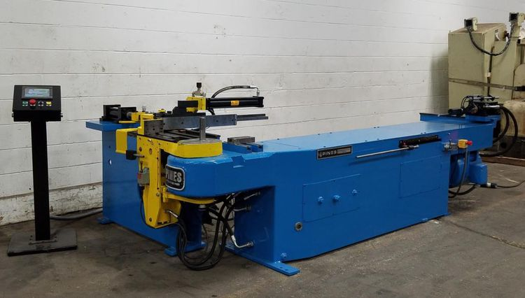 Pines 2 Horizontal Mandrel Tube Bender