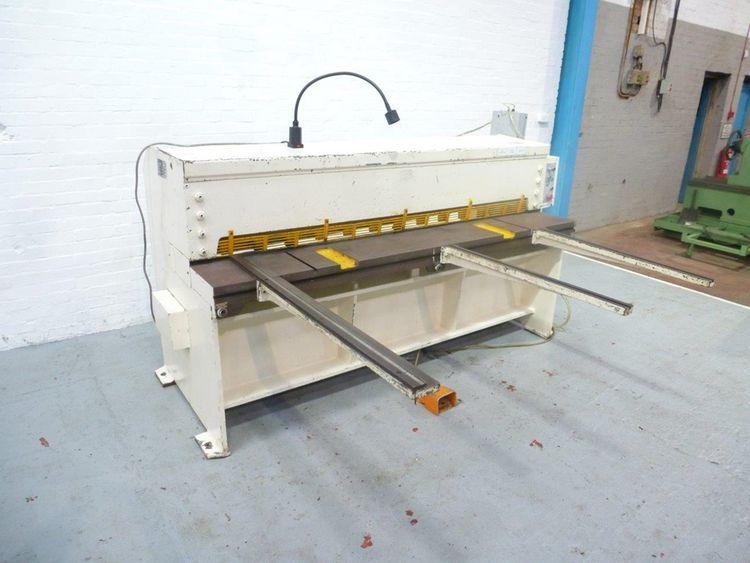 C M200A 2000mm x 4mm Mechanical Guillotine/Shear