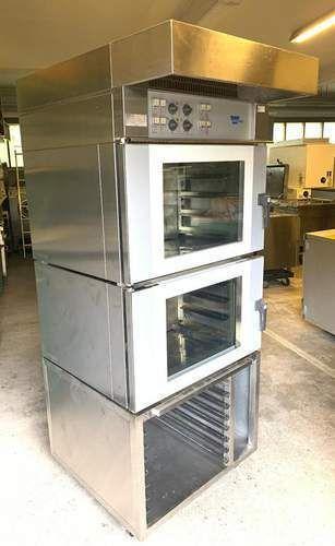 Wiesheu vario ml + dh / dk Shop baking oven