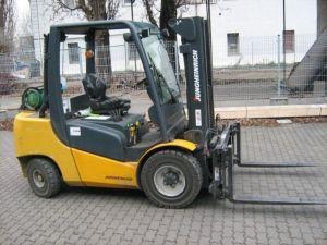 Jungheinrich TFG435 3500 kg