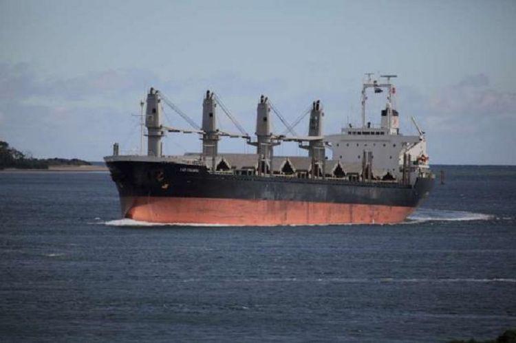 Saiki Heavy Industries Geared Bulk Lumber Carrier 23,604 DWT On 9.87M Draft