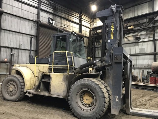 Hyster H620 54,000 lbs @ 60