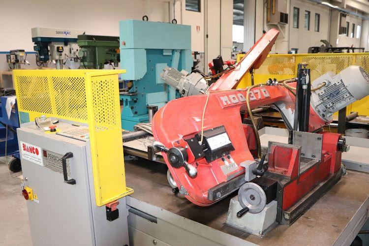Bianco 370 AF CNC (automatica) Band sawing machines Semi Automatic