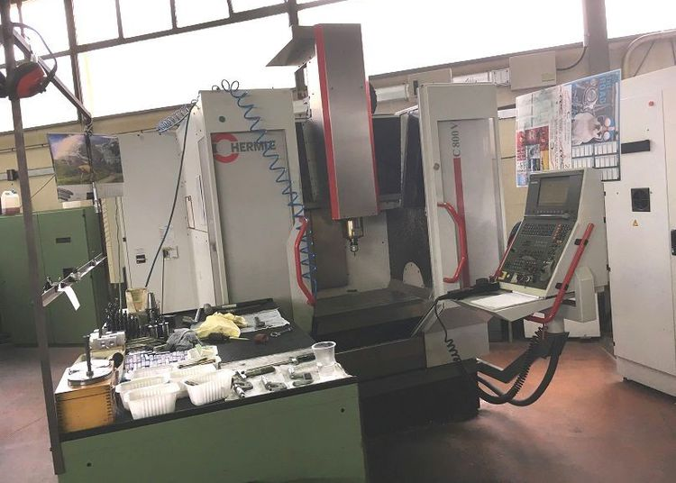 Hermle C 800 V 3 Axis