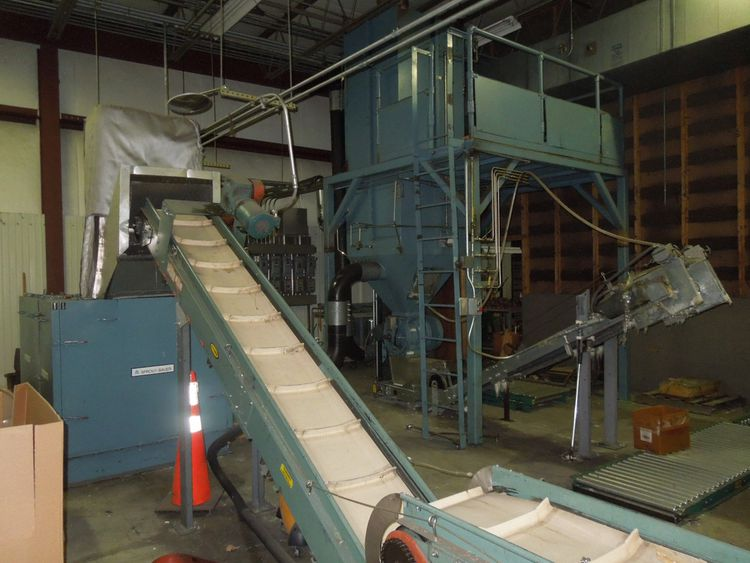 Collins, Lummus, Ssm Yarn Processing And Recycling Plant