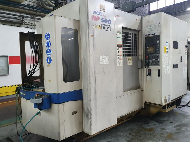 Daewoo, Doosan ACE HP 500 4 Axis