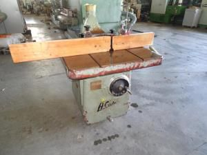 Costa Spindle moulder with inclinable table