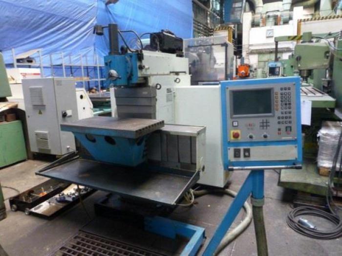 Intos FNG 50 CNC E VERTICAL Variable