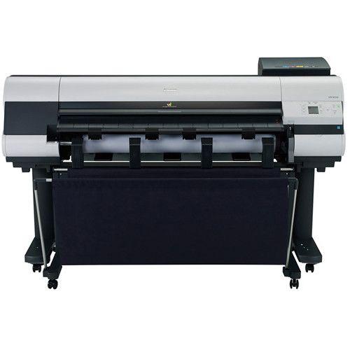 Canon, Epson, HP, Mimaki, Mutoh, Roland, Toshiba Canon imagePROGRAF iPF830 44in Printer (ARIZAPRINT) 1 190.5 x 129.5 x 114.3 cm
