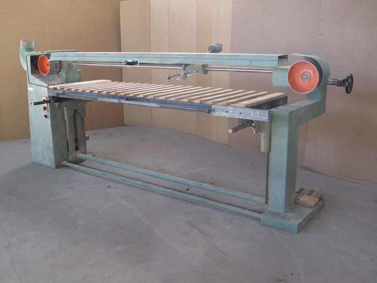Frommia 305  Band disc sander