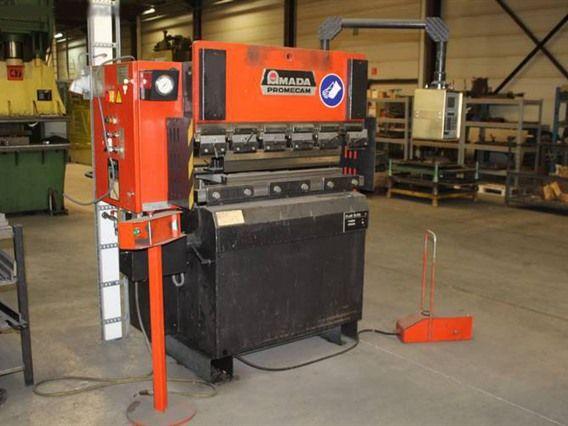 Amada, Promecam IT 25 ton x 1250 mm CNC 25 Ton