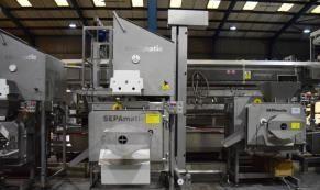 Sepamatic SEPA2000 ST Soft Separator