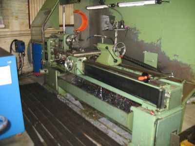 Cazeneuve Engine Lathe 2500 rpm HB 575 V