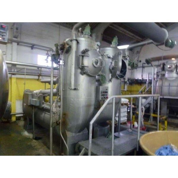 Then 300 Kg Jet dyeing machines