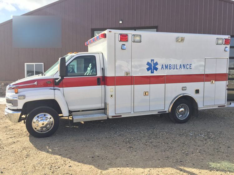 Chevrolet C4500 Heavy Duty Osage Ambulance