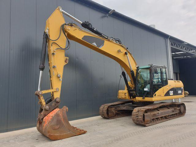 Caterpillar 323D Excavator