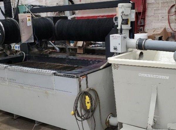 Omax 2652 Omax CNC