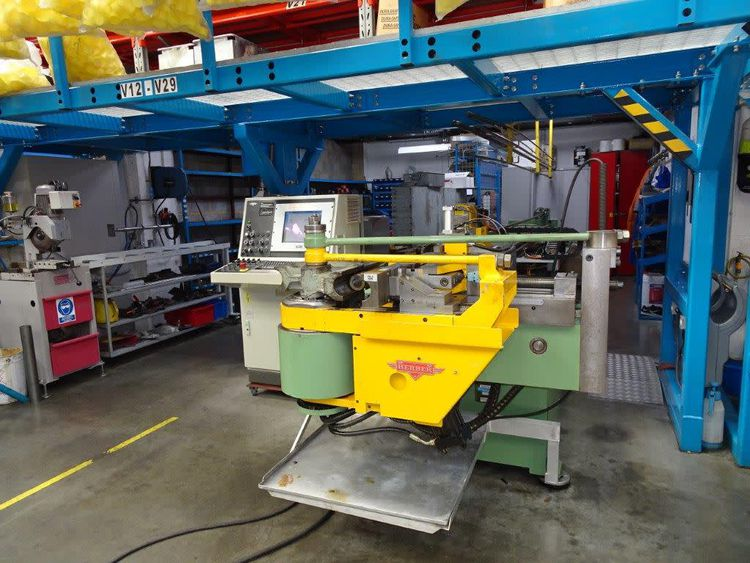 Fabrication, Bending & Forming Machines