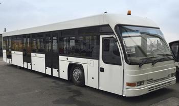 Cobus 2700, Airport Apron Bus