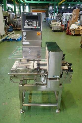 Anritsu KW5411BP6D Checkweigher/Metal Detector Combination Unit