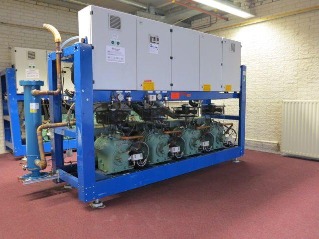 Bitzer 4G-20.2Y-40P / Used Cool / Freeze Unit  92 kW