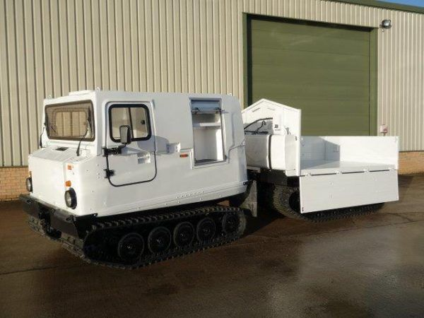 12 Hagglunds Bv206 Load Carrier
