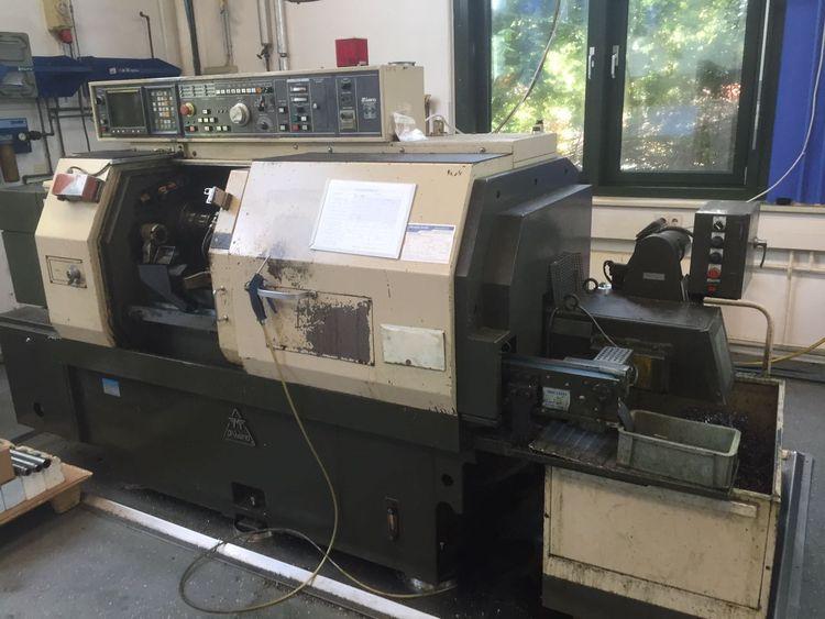 Miyano CNC-Control Fanuc O-T 4000 rpm BND-34T 3 Axis
