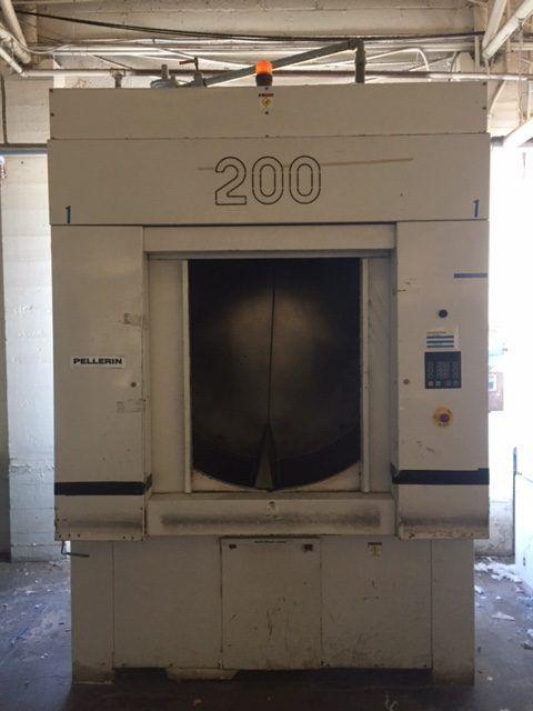ADC (American Dryer Corporation) ADG210, 200 LB Gas Dryer
