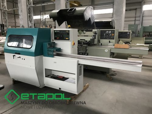 Griggio G22F, Double-sided planer