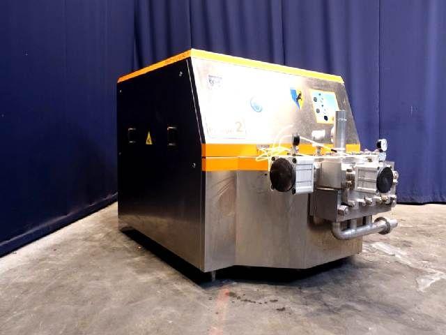 Niro-Soavi NS3110H High pressure homogenisers