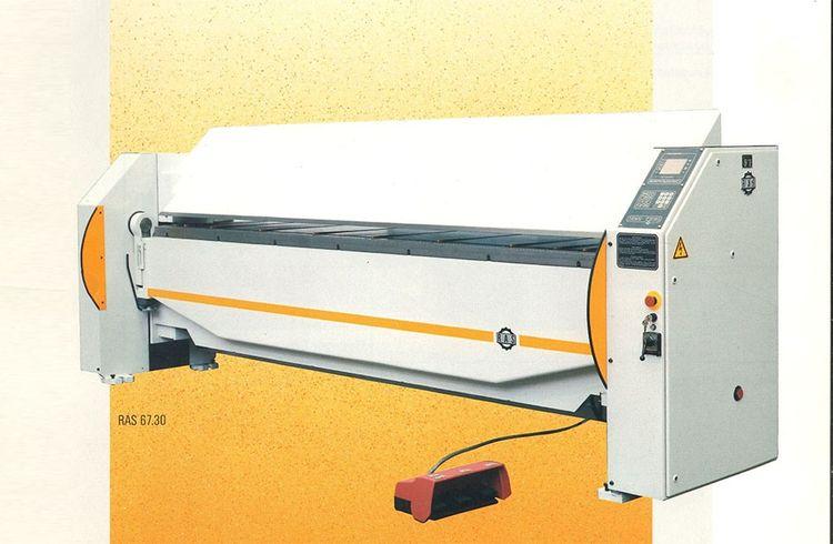 Ras 3200 x 2,5 mm CNC