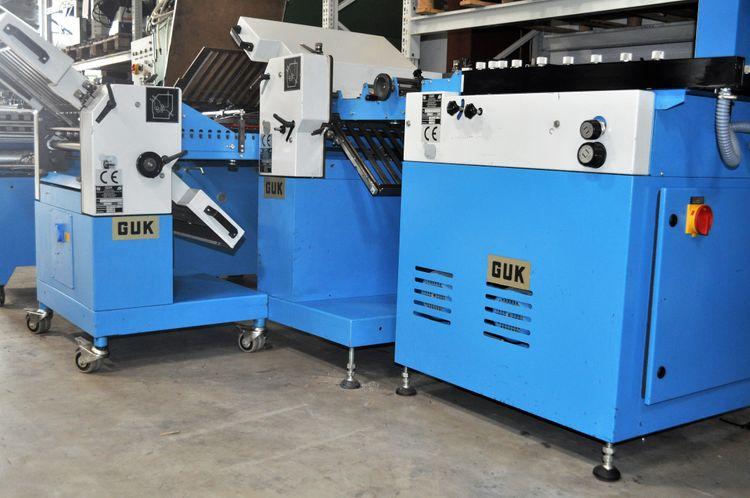 GUK FA 45/2 SAF + FA 36/2 STAT.2 + SAF 45, FOLDING MACHINE